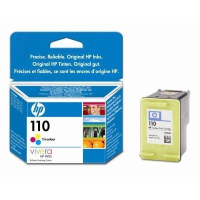 Картридж HP № 110 (CB304AE) для Photosmart A430 цветной (CB304AE)Картриджи для струйных аппаратов HP<br><br>
