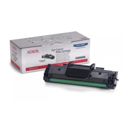 Принт Картридж Phaser 3200MFP повышенной емкости (3000 страниц) (113R00730)Тонер-картриджи для лазерных аппаратов Xerox<br>принт-картридж повышенной емкости для МФУ Phaser 3200 на 3000 отпечатков<br>