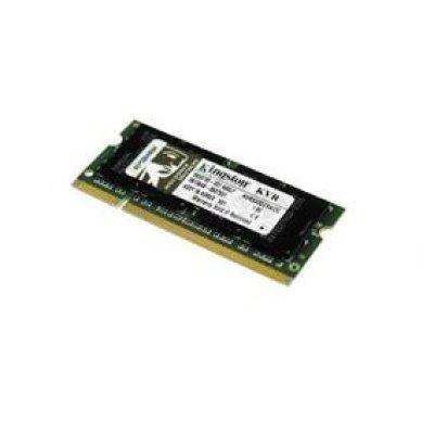 Модуль памяти 2Gb Kingston DDR SO-DIMM (PC-5300) 667МГц (KVR667D2S5/2G) so dimm ddr2 2гб kingston kvr800d2s6 2g