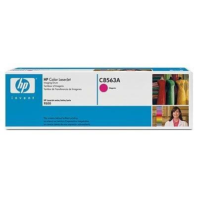 Барабан HP (C8563A) для HP Color LJ 9500/9500mfp, пурпурный (C8563A)Фотобарабаны HP<br>40000 стандартных страниц. Для HP LaserJet 9500gp (Q6466A), LaserJet 9500 (C8549A), <br>LaserJet 9500n (C8546A)<br>