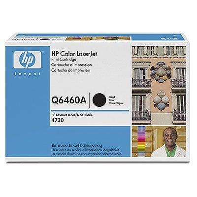 Картридж HP (Q6460A) для HP Color LaserJet 4730 MFP (12000 копий), черный (Q6460A)Тонер-картриджи для лазерных аппаратов HP<br>Совместим с :  LaserJet 4730x (Q7518A), CM4730 MFP (CB480A), CM4730f MFP (CB481A), CM4730fm MFP (CB483A),  CM4730fsk MFP (CB482A)<br>