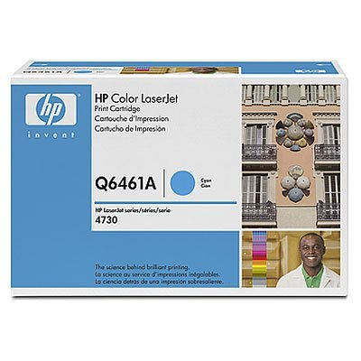 Картридж HP (Q6461A) для HP Color LaserJet 4730 MFP (12000 копий), синий (Q6461A)Тонер-картриджи для лазерных аппаратов HP<br>Совместим с :  LaserJet 4730x (Q7518A), CM4730 MFP (CB480A), CM4730f MFP (CB481A), CM4730fm MFP (CB483A),  CM4730fsk MFP (CB482A)<br>