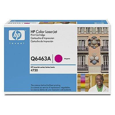 Картридж HP (Q6463A) для HP Color LaserJet 4730 MFP (12000 копий), пурпурный (Q6463A)Тонер-картриджи для лазерных аппаратов HP<br>Совместим с :  LaserJet 4730x (Q7518A), CM4730 MFP (CB480A), CM4730f MFP (CB481A), CM4730fm MFP (CB483A),  CM4730fsk MFP (CB482A)<br>