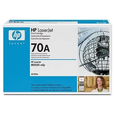 Картридж HP (Q7570A) к HP LJ M5035 (15000 стр.), черный (Q7570A)Тонер-картриджи для лазерных аппаратов HP<br>для HP LaserJet M5025 (Q7840A), M5035 (Q7829A), M5035x (Q7830A), M5035xs (Q7831A)<br>