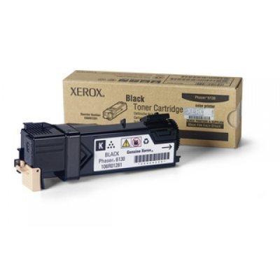 Принт-картридж Phaser 6130 Голубой (1900 отпечатков) (106R01282)Тонер-картриджи для лазерных аппаратов Xerox<br>Cyan Toner Cartridge<br>