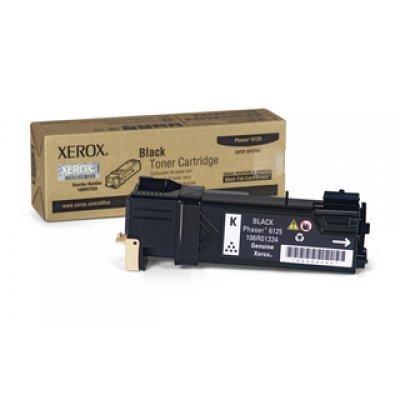 Принт-картридж Phaser 6125N Черный (2000 отпечатков) (106R01338)Тонер-картриджи для лазерных аппаратов Xerox<br>2000 отпечатков<br>