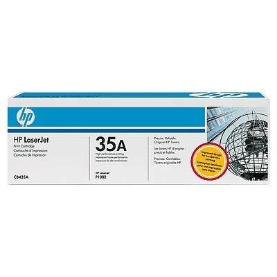 Картридж HP (CB435A) для HP  LJ P1005/P1006 (CB435A)Тонер-картриджи для лазерных аппаратов HP<br>1500 страниц. Совместим с HP LaserJet P1005 (CB410A),  P1006 (CB411A)<br>
