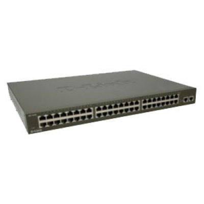 Коммутатор D-link DES-1050G (DES-1050G)Коммутаторы D-Link<br>48x10/100BASE-T, 2x10/100/1000BASE-T, 19<br>