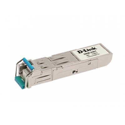 Трансивер D-Link DEM-330R (DEM-330R)Трансиверы D-Link<br>1-port mini-GBIC 1000Base-LX SMF WDM SFP Tranceiver (up to 10km, support 3.3V power, LC connector<br>