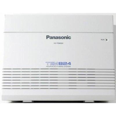 АТС аналоговая Panasonic KX-TEM824RU (KX-TEM824RU)