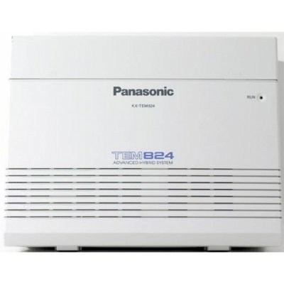 АТС аналоговая Panasonic KX-TEM824RU (KX-TEM824RU), арт: 38869 -  АТС аналоговые Panasonic