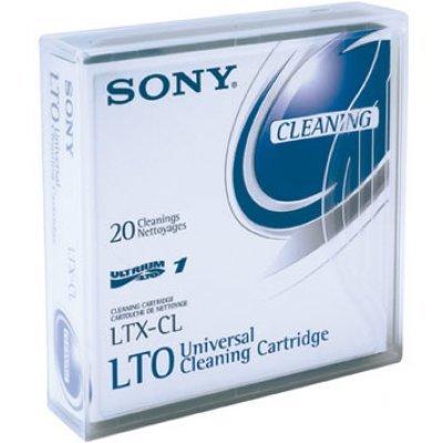 Картридж Sony Ultrium Universal Cleaning labeled сartridge for library (LTXCLN-LABEL) (LTXCLN-LABEL) картридж hp ultrium universal cleaning cartridge c7978a c7978a