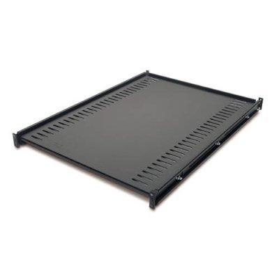 Полка Heavy Duty Fixed Shelf 250lbs/114kg - черная / AR8122BLK (AR8122BLK) sexy spaghetti strap solid color open back tank top for women