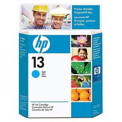 Картридж HP № 13 (C4815A) для принтеров Officejet 9110/9120/9130, Business inkjet 1000/2000 серии; 1050 стр. голубой (C4815A)Картриджи для струйных аппаратов HP<br><br>