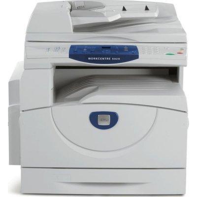 МФУ Xerox WorkCentre 5020/DB (100S12569)Монохромные лазерные МФУ Xerox<br>Многофункциональное устройство A3: Принтер-Копир-Сканер (Scan-to-PC), Скорость печати - копирования - А4 - 20 стр/мин, А3- 10 стр/мин,  GDI, USB 2.0, Память 64MB, Лоток на 250 листов, обх. лоток на 50 листов, дуплекс, ADF, макс. нагрузка до 20000 стр/мес<br>