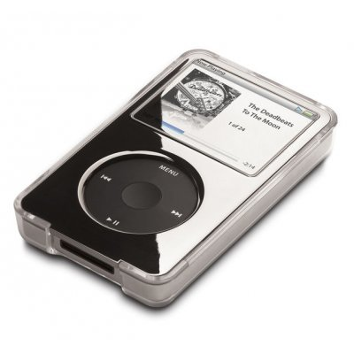 Фото Чехол пластиковый GEAR4  IceBox Mirror 80Gb+160Gb Classic (для iPod nano G2,G3)