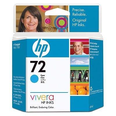 все цены на Картридж HP № 72 (C9398A) для Designjet T1100/ T610, фото голубой  69 мл. (C9398A) онлайн