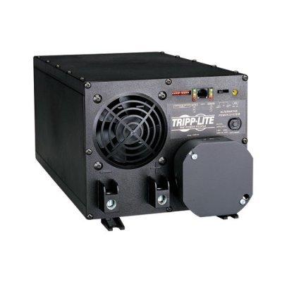 Автомобильный инвертор Tripp Lite PowerVerter APSINT2012 (APSINT2012)Автомобильные инверторы Tripp Lite<br>Преобразователь напряжения 2000Вт, 12V-to-220V, 60/15A, порт RG45<br>
