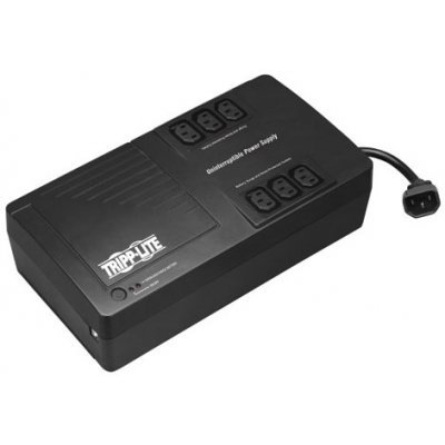 Источник бесперебойного питания Tripp Lite AVR 550VA Line-Interactive 230V UPS USB (AVRX550U) (AVRX550U)Источники бесперебойного питания Tripp Lite<br>Линейно-интерактивный ИБП AVRX550U (500ВА/порт DB9/550VA/низкий профиль) обеспечивает полную защиту для ПК, рабочих станций и др. чувствительного электронного оборудования, помещается в компактном корпусе с возможностью различных способов монтажа.<br>