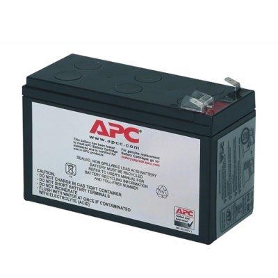 Аккумуляторная батарея для ИБП APC RBC17 (RBC17)Аккумуляторные батареи для ИБП APC<br>Аккумуляторная батарея для APC Back-UPS 500<br>