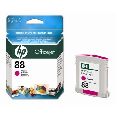 Картридж HP № 88 (C9387AE) для Officejet Pro K550, 10 мл. пурпурный (C9387AE) panic buying 10x bk c m y ink cartridge for hp 88xl officejet pro k550 k550dtn k550dtwn k5400dn k8600 l7580 l7590 free shipping