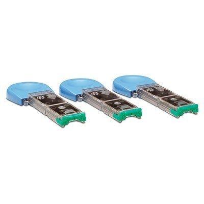 Картридж HP (CC383A) на 2000 скрепок (2 шт. в упаковке) (CC383A)Тонер-картриджи для лазерных аппаратов HP<br>Устройство для брошюровки с картриджем со скрепками HP (2 x 2000 скрепок) совместимо с принтерами серии HP Color LaserJet CP6015 и многофункциональными устройствами серии HP Color LaserJet CM6030/CM6040.<br>