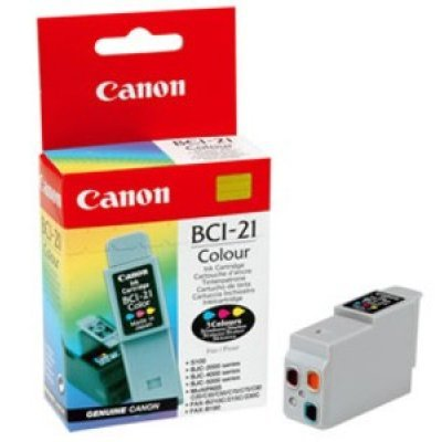 Картридж (0955A002) Canon BCI-21Color цветной (0955A002) canon bci 16 color twin pack