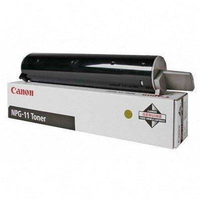 Картридж (1382A002) Canon  NPG-11 (1382A002)Тонер-картриджи для лазерных аппаратов Canon<br>Оригинальный тонер-картридж Canon. Заявленный ресурс: 2 500 страниц А4 при заполнении в 5%. Совместимые модели устройств: NP-6012/6112/6212/6312/6512/661<br>