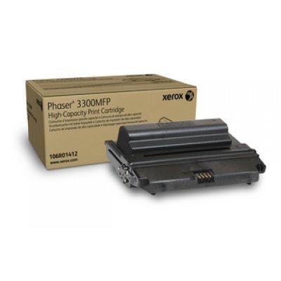 Принт Картридж Phaser 3300MFP повышенной емкости (8000 страниц) (106R01412)