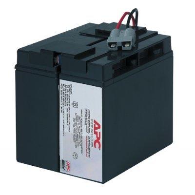 где купить  Аккумуляторная батарея для ИБП APC RBC7 (RBC7)  дешево