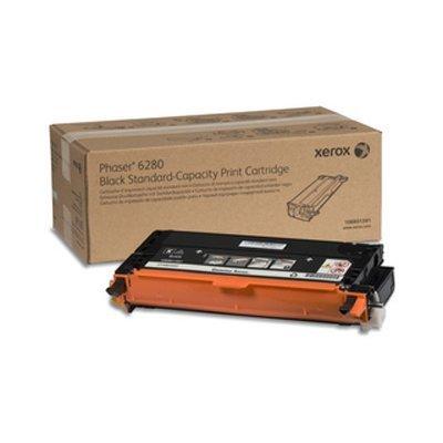 Принт Картридж Phaser 6280 Черный повышенной емкости (7000 images) (106R01403)Тонер-картриджи для лазерных аппаратов Xerox<br>High Capacity Black Print Cartridge<br>