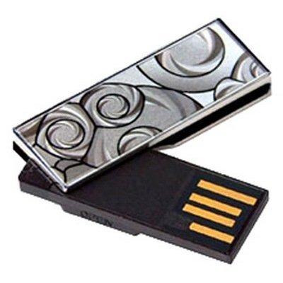 USB накопитель 4Gb Transcend JetFlash V90C (TS4GJFV90C)