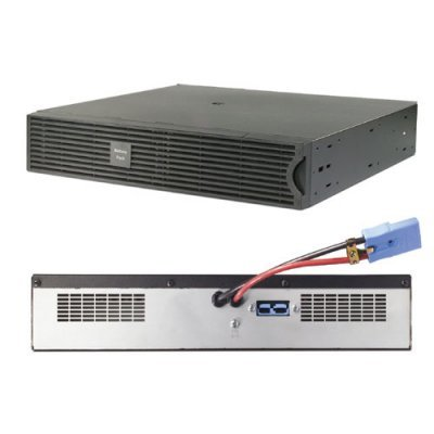 Аккумуляторная батарея для ИБП APC Smart-UPS RT RM (48V, 1000/2000VA) (SURT48RMXLBP)Аккумуляторные батареи для ИБП APC<br>Smart-UPS RT RM (On-Line) battery pack, Rack 2U (Tower convertible), 48 V, compatible with 1000 &amp;amp; 2000 VA SKUs, Hot Swap, Intelligent Management<br>