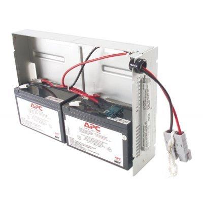Аккумуляторная батарея для ИБП APC RBC22 (RBC22)Аккумуляторные батареи для ИБП APC<br>Аккумуляторная батарея для APC SU700RM2U, SU700RMI2U<br>