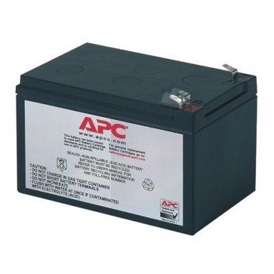 Аккумуляторная батарея для ИБП APC RBC4 для BP650I, SUVS650I (RBC4) цена 2017
