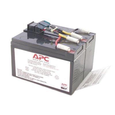 Аккумуляторная батарея для ИБП APC RBC48 для SUA750I (RBC48)Аккумуляторные батареи для ИБП APC<br>Аккумуляторная батарея для SUA750I<br>