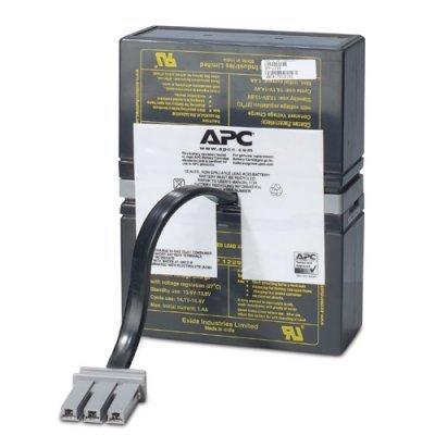 Аккумуляторная батарея для ИБП APC RBC32 для BR1000I, BR800I (RBC32), арт: 44542 -  Аккумуляторные батареи для ИБП APC