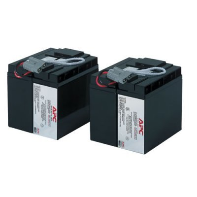 Аккумуляторная батарея для ИБП APC RBC55 (RBC55)Аккумуляторные батареи для ИБП APC<br>Аккумуляторная батарея<br>