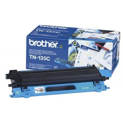 Картридж (TN135C) Brother TN-135C (TN135C) refillable color ink jet cartridge for brother printers dcp j125 mfc j265w 100ml