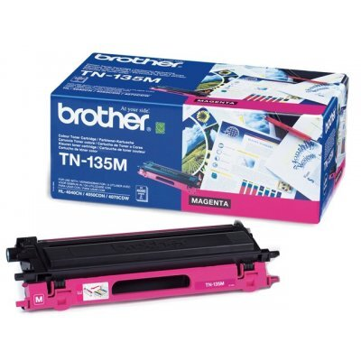Картридж (TN135M) Brother TN-135M (TN135M) refillable color ink jet cartridge for brother printers dcp j125 mfc j265w 100ml