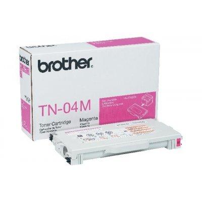 Картридж (TN04M) Brother TN-04M (TN04M)Тонер-картриджи для лазерных аппаратов Brother<br>Тонер (до 6600 копий) для HL-2700CN, MFC-9420СN, Magenta.<br>