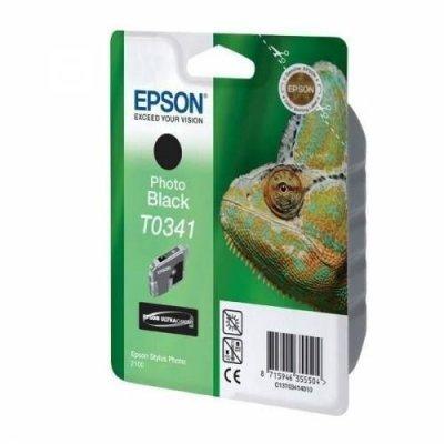 Картридж (C13T03484010) EPSON T0348 для Stylus Photo 2100 матовый черный (C13T03484010), арт: 45763 -  Картриджи для струйных аппаратов Epson