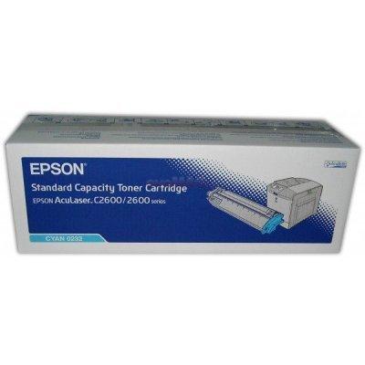 Картридж (C13S050226) EPSON для AcuLaser C2600 желтый (C13S050226)Тонер-картриджи для лазерных аппаратов Epson<br>Оригинальный тонер-картридж Epson. Заявленный ресурс: 5 000 страниц А4 при заполнении в 5%. Совместим с Epson AcuLaser 2600/C2600.<br>