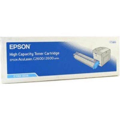 Картридж (C13S050228) EPSON для AcuLaser C2600 голубой (C13S050228) toner cartridge chip for epson c2600 for aculaser 2600n c200n c2600