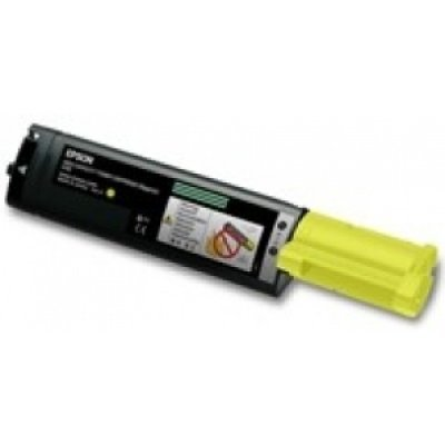 Картридж (C13S050316) EPSON для AcuLaser CX21N/CX21NF желтый (C13S050316) полуботинки mursu 200735 черный р 34