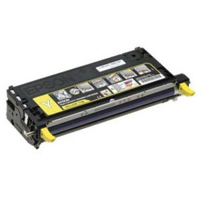 Картридж (C13S051124) EPSON для AcuLaser C3800 желтый (C13S051124)Тонер-картриджи для лазерных аппаратов Epson<br>Оригинальный тонер-картридж Epson. Заявленный ресурс: 9 000 страниц А4 при заполнении в 5%. Совместимый с  Epson AcuLaser C3800N.<br>