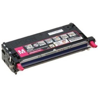Картридж (C13S051159) EPSON для AcuLaser C2800 пурпурный (большой емкости) (C13S051159)Тонер-картриджи для лазерных аппаратов Epson<br>Оригинальный тонер-картридж Epson. Заявленный ресурс: 6 000 страниц А4 при заполнении в 5%. Совместим с Epson AcuLaser C2800N.<br>