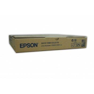 Коллектор отработанного тонера (C13S050233) EPSON для AcuLaser C2600N (C13S050233)Бункеры для отработанного тонера Epson<br><br>