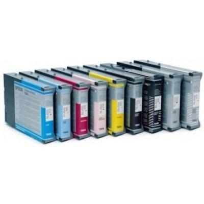Картридж (C13T605600) EPSON для Stylus Pro 4880 (110 мл) насыщенный светло пурпурный (C13T605600) картридж c13t613300 epson для stylus pro 4450 110 мл пурпурный c13t613300