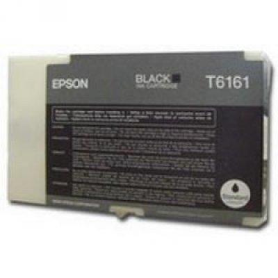Картридж (C13T616100) EPSON для B300/B500 (стандартной емкости) черный (C13T616100)Картриджи для струйных аппаратов Epson<br>3000 стр<br>